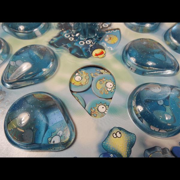 Gekke Guppies detail 1