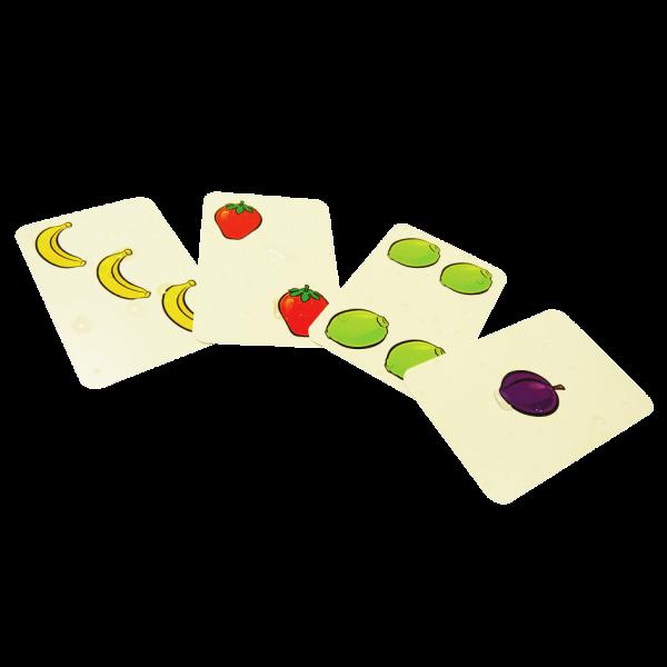 Halli Galli Zomerpret kaarten met druppels BB