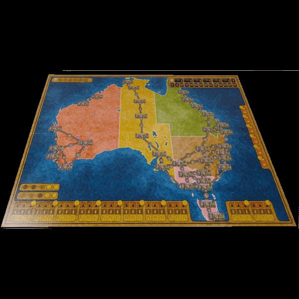Hoogspanning-Australie-India-speelmateriaal