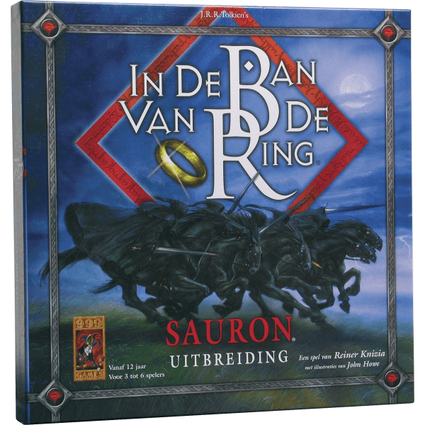 In De Ban Van De Ring Sauron