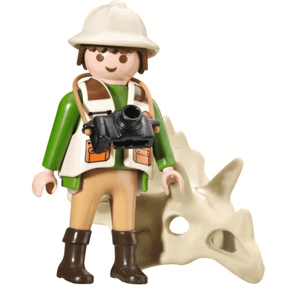 In Dino Country 100 pcs-figure