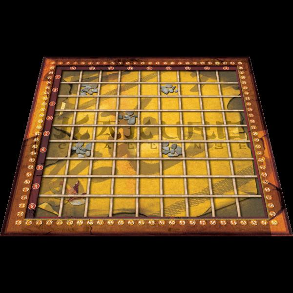 Kakuro-speelbord