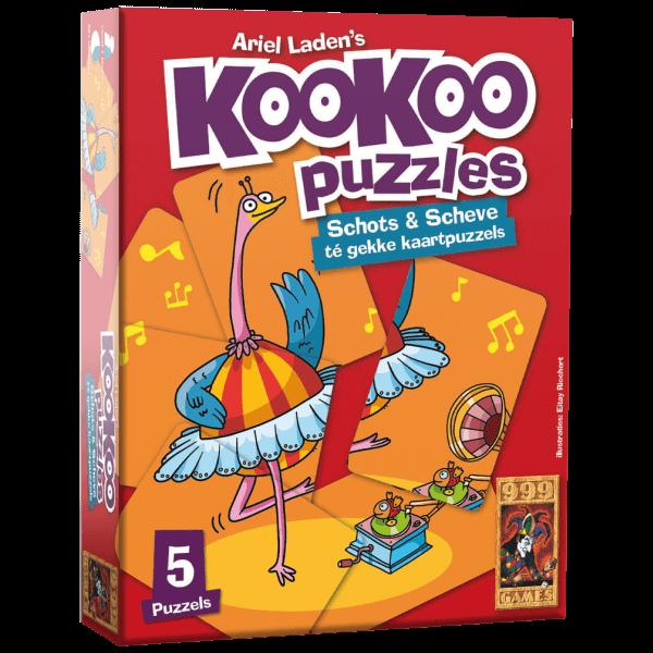 KooKoo Puzzles Dansen