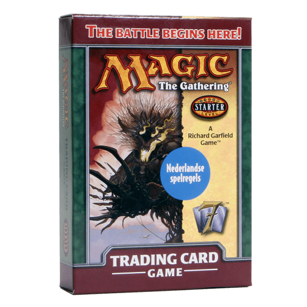 Magic The Gathering 7th edition