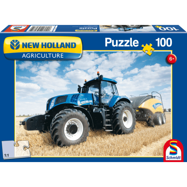 New Holland BigBaler 1290 100 pcs