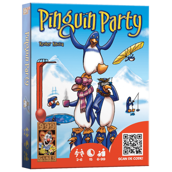 Pinguin-Party