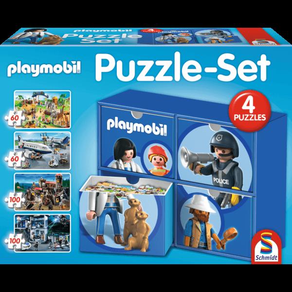 Playmobil 2x60 2x100 pcs