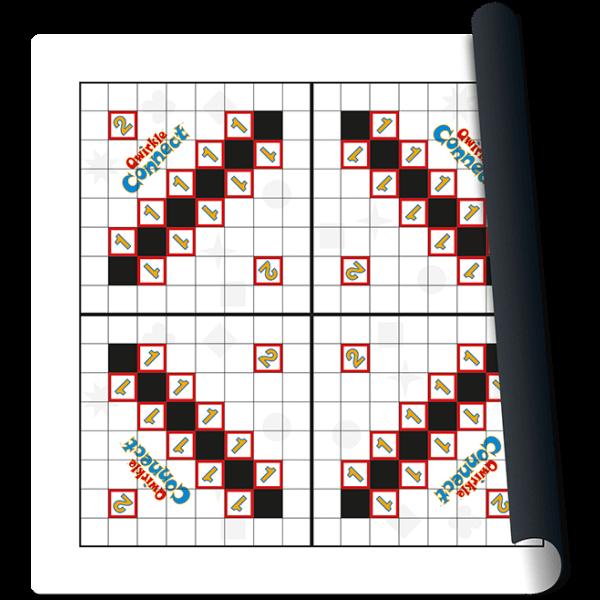 Qwirkle Connect mat