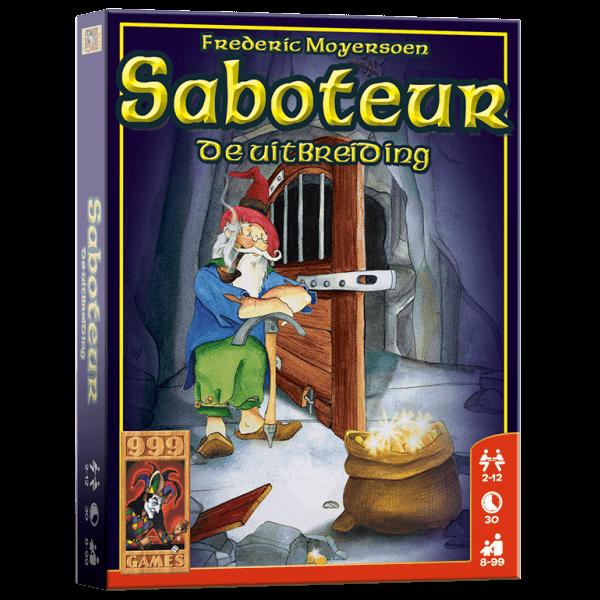Saboteur-Uitbreiding