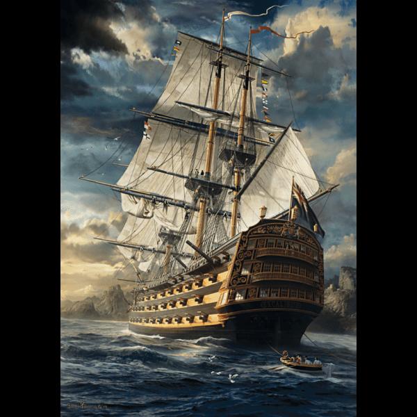 Sails set 1000 pcs