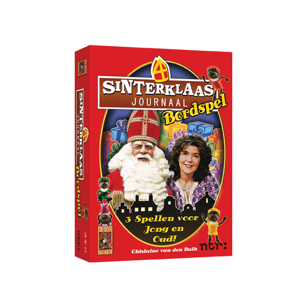 Sinterklaasjournaal Bordspel