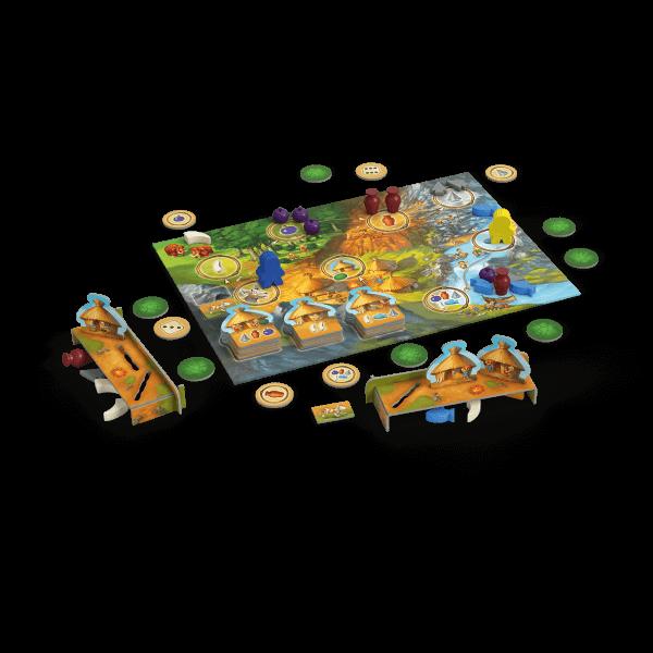 Stenen-Tijdperk-Huttenbouw-&-Avontuur-spel