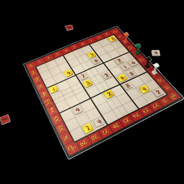 Sudoku_spelmateriaal