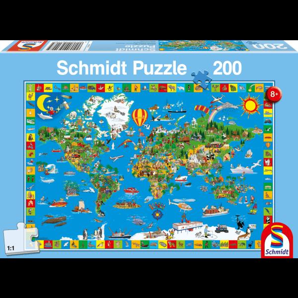 Your amazing world 200 pcs