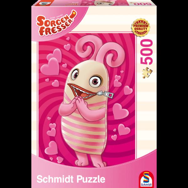 Zorgenvriendje Polli puzzel 500 pcs