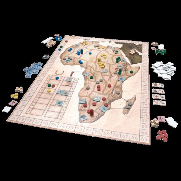 hart-van-afrika spelmateriaal