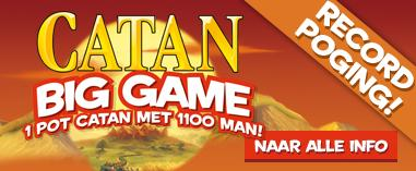 Big Game Catan recordpoging