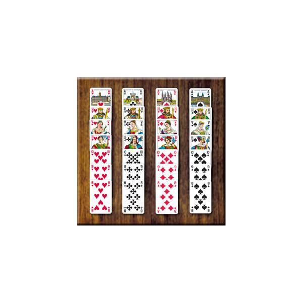 Voorbeeld Kaartspel Eenenvijftigen van 999 Games