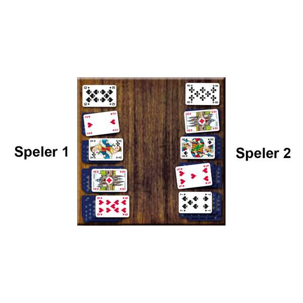 Voorbeeld Kaartspel Zenuwen van 999 Games