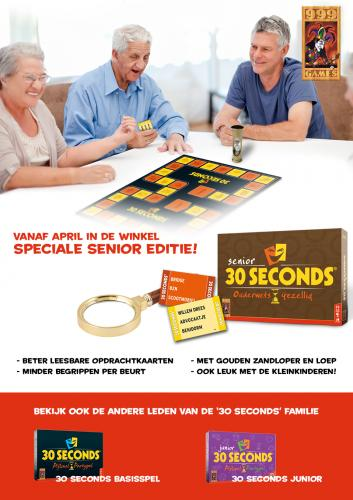 30 Seconds Senior